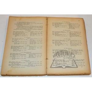 (SZEMATYZM Królestwa Galicyi i Lodomeryi z Wielkiem Księstwem Krakowskiem na rok 1882)