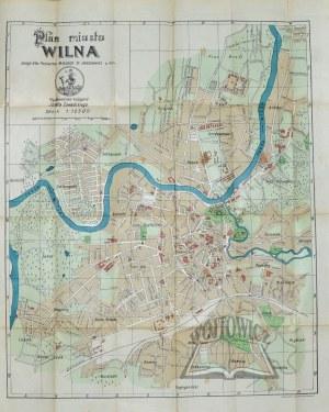 JANUSZEWICZ Stanisław, Plan miasta Wilna.