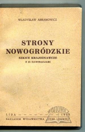 ABRAMOWICZ Władysław, Strony nowogródzkie.