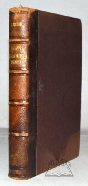 BALIŃSKI Michał (1794 - 1864), Dawna Akademia Wileńska