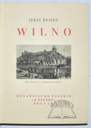 CUDA Polski. REMER Jerzy - Wilno.