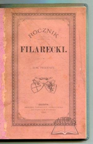 ROCZNIK Filarecki.