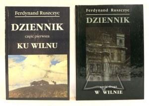 RUSZCZYC Ferdynand, Dziennik.