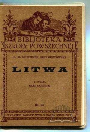 SCHUMMER-Szermentowski Eugenjusz M., Litwa.