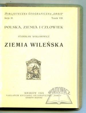 WOŁŁOSOWICZ Stanisław, Ziemia wileńska.