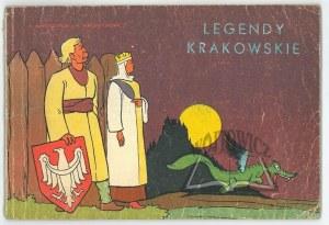 MAKUSZYŃSKI K.(ornel), Walentynowicz M.(arian), Legendy krakowskie.
