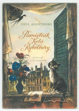 SZANCEROWA Zofia, Pamiętnik Kota Rybołówcy.