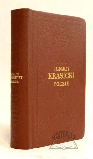 KRASICKI Ignacy, Poezje.