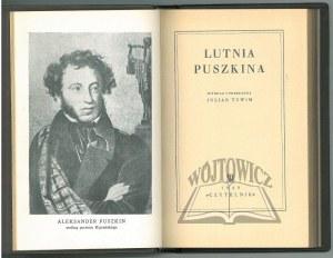 (PUSZKIN Aleksander), Lutnia Puszkina.
