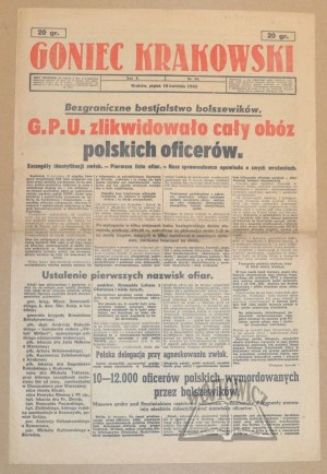 GONIEC Krakowski.