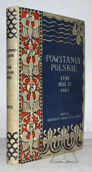 POWSTANIA Polskie. SOKOŁOWSKI August, Powstanie Styczniowe (1863-1864).