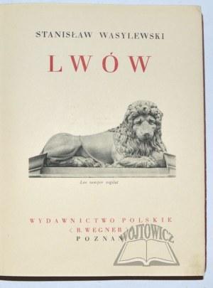 CUDA Polski. WASYLEWSKI Stanisław - Lwów.