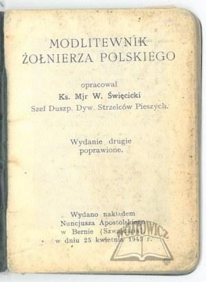 MODLITEWNIK Żołnierza Polskiego