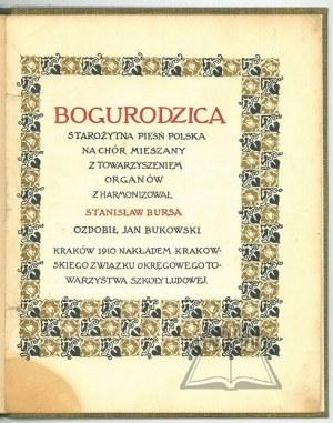BURSA Stanisław, Bogurodzica.