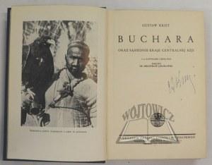 KRIST Gustaw, Buchara oraz sąsiednie kraje centralnej Azji.