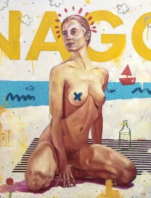 Grzegorz Kufel, Nago, 2020
