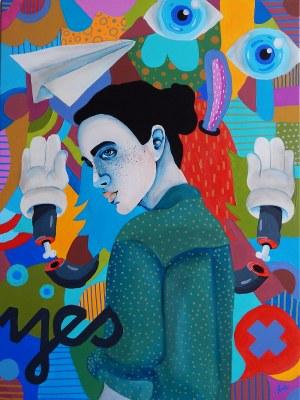 Marcin Painta, Yes, 2020