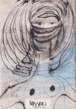 Broll Urszula, Arabka, 1953