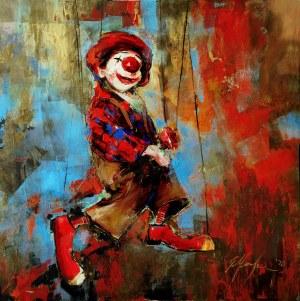 Grażyna Mucha, Marionetka