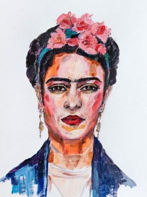 Karina Góra, Frida, 2020