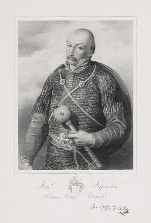 Wojciech GERSON (1831-1901), Jan Sapieha. Hetman Polny Litewski