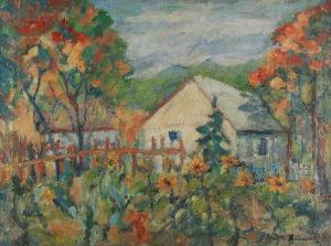 Ignacy BIENIEK (1925-1993), Letni dzień