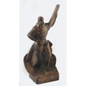 Edward WITTIG (1879-1941) według, Pomnik Lotnika w Warszawie