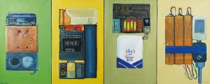 Jacek SROKA (ur. 1957), Bomby domowej roboty, 2007