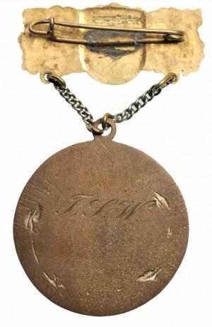 Odznaka Sportowa za zajęcie II miejsca