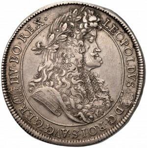 AUSTRIA - Leopold I (1657-1705) - Talar 1691 KB Krzemnica