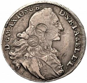 NIEMCY - Bawaria - Maksymilian III - Talar 1772