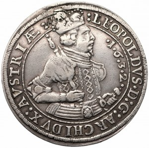 AUSTRIA - Leopold V (1619-1632) - Talar 1632 Hall