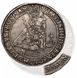 Władysław IV Waza (1632-1648) - Talar 1634 - Bydgoszcz - błąd N•OSVE - RZADKI
