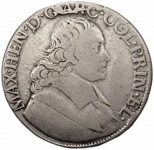 BELGIA - Liege - Maksymilian Henryk Bawarski - patagon 1668