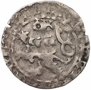 CZECHY - Wacław II (1300–1305) - Grosz praski
