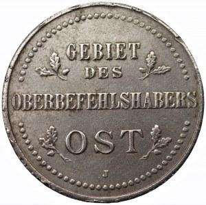 OST - 3 kopiejki 1916 (J) Hamburg