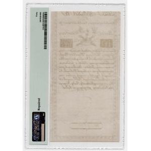 Insurekcja Kościuszkowska - 10 złotych 1794 - seria F - PMG 40 NET