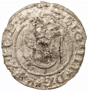 Zygmunt III Waza (1587-1632) - Szeląg 1590