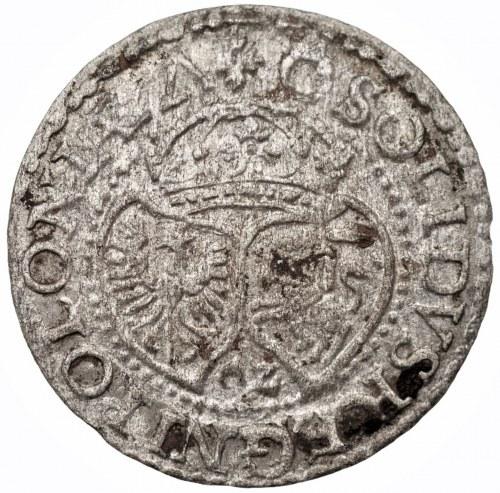 Zygmunt III Waza (1587-1632) - Szeląg 1592 Malbork