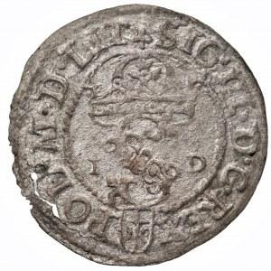 Zygmunt III Waza (1587-1632) - Szeląg 1588 - Olkusz I D