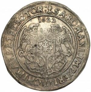 NIEMCY - Saksonia - Jan Jerzy I (1615–1656) - 40 groszy (kippertaler) 1622 Annaberg 2