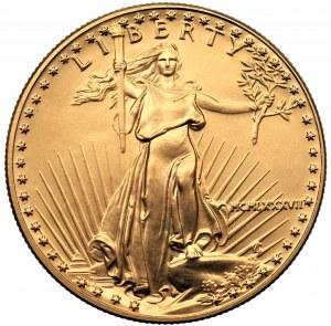 USA - 50 dolarów 1986 - uncja czystego złota