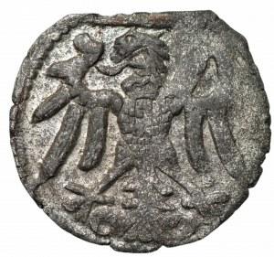 Zygmunt I Stary (1506-1548) - Denar bez daty, Elbląg