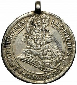 AUSTRIA - Leopold I (1657-1705) - Talar 1696 KB, Kremnica