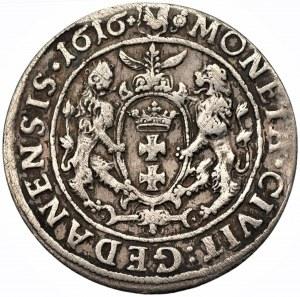 Zygmunt III Waza (1587-1632) - Ort 1616 Gdańsk