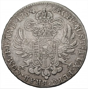 AUSTRIA - Maria Teresa (1740–1780) - Talar 1764 Bruksela