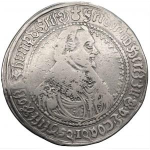 NIEMCY - Brunszwik-Lüneburg-Celle - Fryderyk zu Celle (1636–1648) - talar 1639 HS