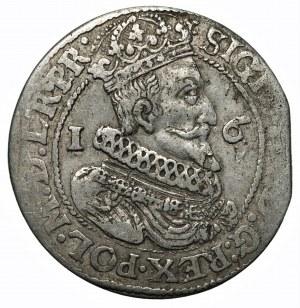 Zygmunt III Waza (1587-1632) - Ort 1624 - Gdańsk – data przebita z 23