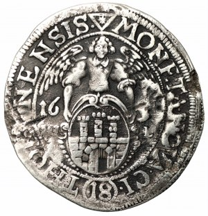 Jan II Kazimierz (1649-1668) - Ort 165.. - Toruń