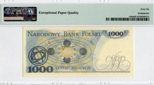 1.000 złotych 1975 - seria BK - PMG 66 EPQ